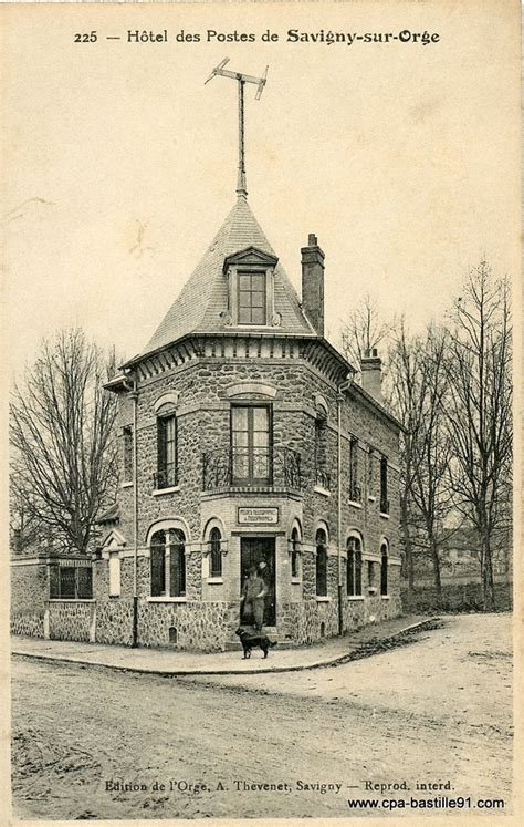 bureau de poste savigny sur orge savigny sur orge cartes postales anciennes page 9