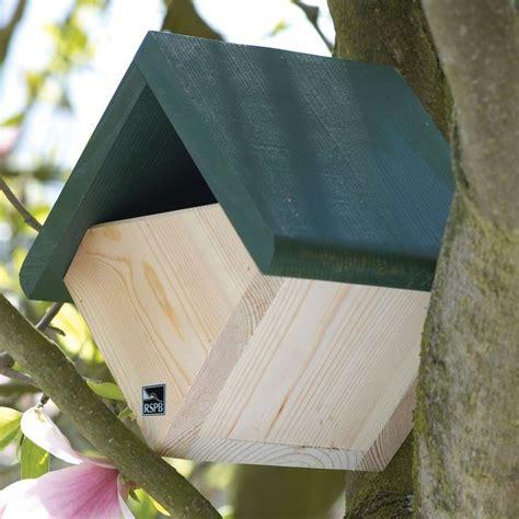 rspb robin  wren diamond nestbox bird houses diy bird house feeder bird house kits