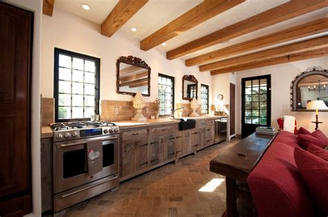 Rustic Kitchens : 10 Rustic Kitchen Designs That Embody Country Life