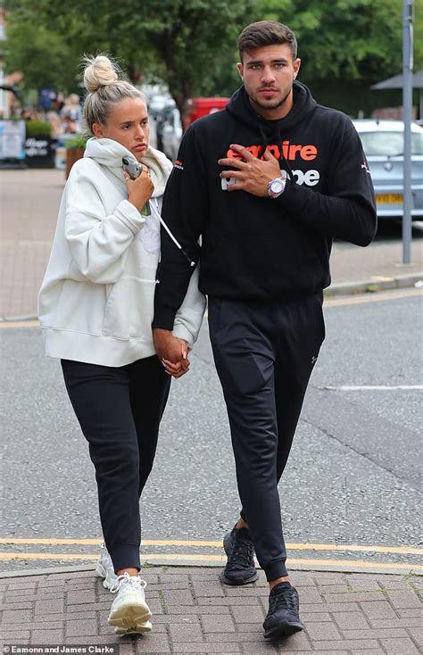 Molly-Mae Hague and Tommy Fury return after sharing baby ...