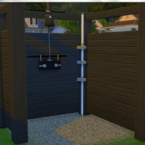 Build a Shower Kit by Madhox at Mod The Sims » Sims 4 Updates