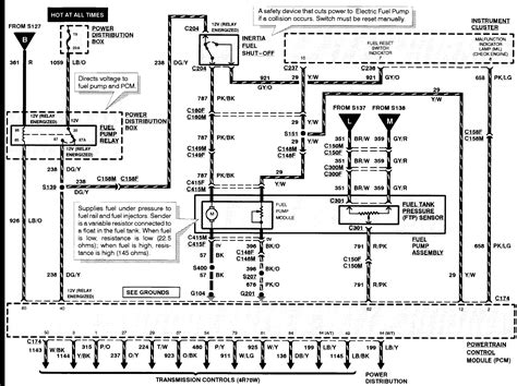 1998 Ford F 150 Power Window Wiring Diagram by I A 98 F150 Xlt I Dont Hear The Fuel When I Turn