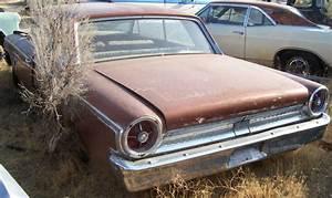 1963 Ford Galaxie 500 2 Door Hardtop 390 V