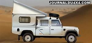Cellule Amovible Pick Up Occasion Belgique : rrcab cellule camping car 4x4 amovible pour defender 130 ~ Medecine-chirurgie-esthetiques.com Avis de Voitures