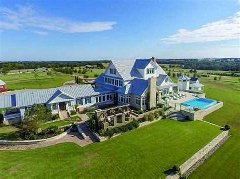 Mansions For Sale In Small Texas Towns-houston Chronicle