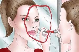Как спрятать лоб волосами от морщин