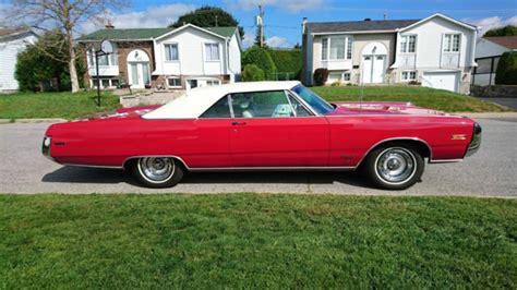 1970 Chrysler 300 Convertible For Sale by 1970 Chrysler 300 Convertible 440 Tnt Classic Chrysler