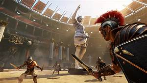 Are You Not Entertained Ryse Son Of Rome Gladiator Mode