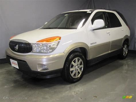 Buick 2003 Rendezvous by 2003 Olympic White Buick Rendezvous Cxl Awd 29201395