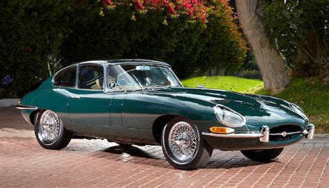 1963 Jaguar Xke Series I 3.8 Fixed-head Coupe