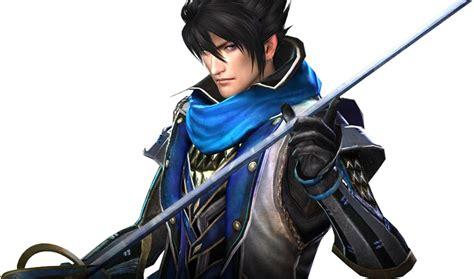 Samurai Warriors Series Renders (Part 2)