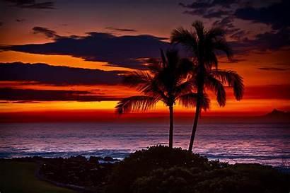 Tropical Wallpapers Sunsets Sunset Island Desktop Epic