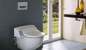 Wc Japonais Prix : wc toilette les wc japonais sont un sujet peu connu dans l 39 occident sur ce site ~ Melissatoandfro.com Idées de Décoration