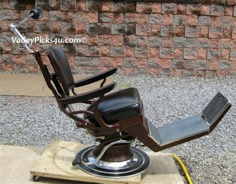 antique ritter dental dentist office chair industrial chic
