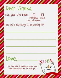 printable letter from santa new calendar template site With letters by santa