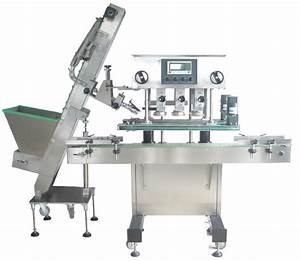 Automatic Bottle Screw Capping Machine - Buy Bottle ...