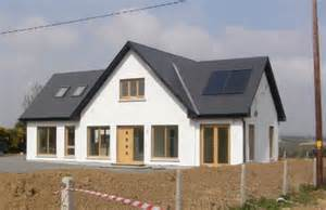 two storey house winkens architecture residential dormers wexford