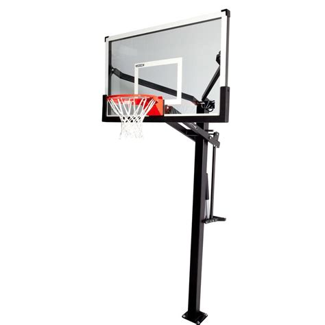 small basketball goal lifetime 60 in mammoth basketball system 90180 the home 2329