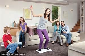 Wii Fit Video Game Could Waste Time Study