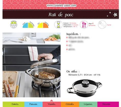 fiche recette cuisine fiche recette viande rôti de porc version pdf cuisine