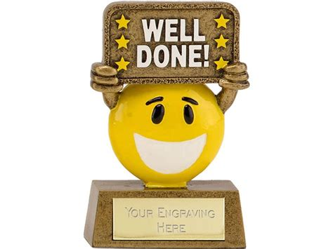 Well Done Images Trophy Clipart Well Done Pencil And In Color Trophy