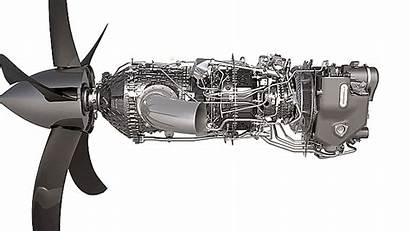 Turboprop Advanced Ge Cool Engine Aviation Gets