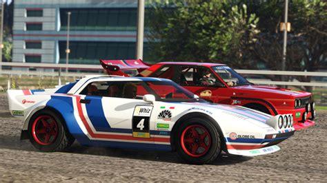 gta  cunning stunts update   car
