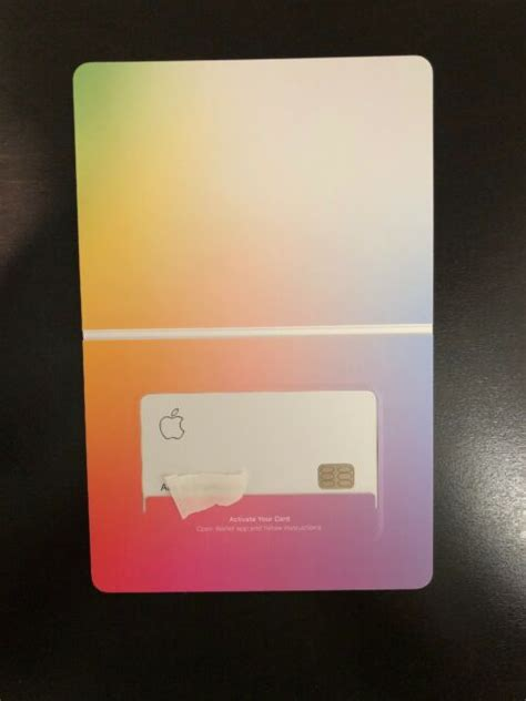 And it's the only credit card made of titanium — a sustainable metal known for its beauty and durability. APPLE CREDIT CARD Metal -Titanium BRAND NEW - An iPhone Apple Collectors Item | eBay