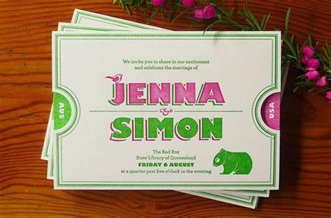 creative invitation card designs designer mag