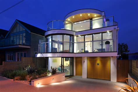Chic Modern House Designs Mode South East Contemporary