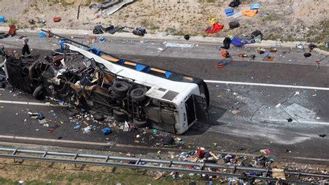 Trágico Accidente De Autobús En Croacia