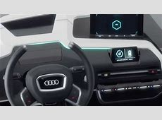 Audi James 2025 virtual cockpit of the future YouTube