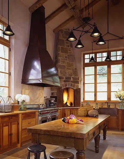 kitchen fireplace ideas 91 best kitchen fireplaces images on kitchens