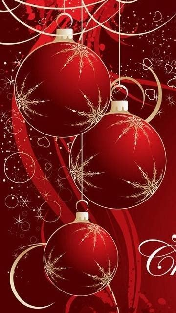 Merry Christmas Mobile Phone Wallpapers 360x640 Cell Phone