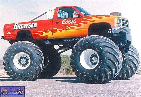 what happened to bigfoot the monster truck monster truck photo album