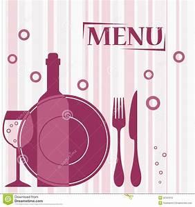 Fondo Púrpura Para El Diseño Del Menú Del Café Fotos de archivo Imagen: 32167013