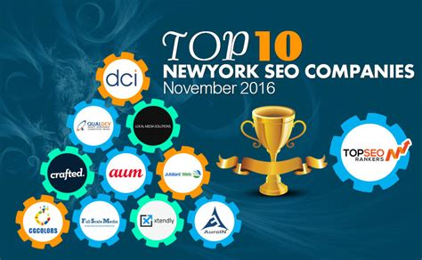 top seo companies top 10 new york seo firms november 2016 top seo rankers
