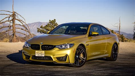 2018 Bmw M4 Test Drive Review