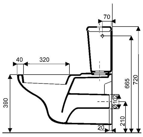 hauteur dun wc suspendu
