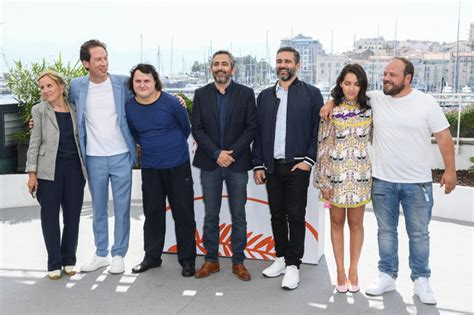 hors normes photocall   annual cannes film