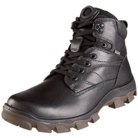 Moofeat Tracking Boots Black ecco s track 5 plain toe boot black black 46 eu us
