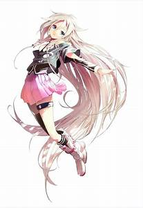IA - Vocaloid 3 Character   All About Vocaloid