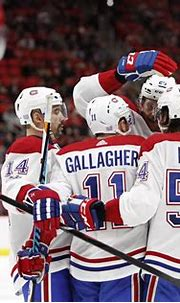 Sunday Habs Headlines: Brendan Gallagher and Charles Hudon ...