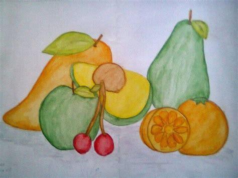 gambar buah buahan beserta warnanya
