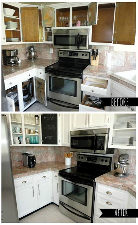 simple steps to painting your cabinets or cupboards livelovediy how to paint kitchen cabinets in 10 easy steps 7