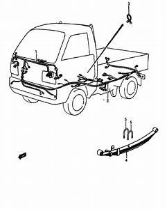 Suzuki Sk410 Wiring Diagram