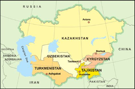 map  central asia downloaded