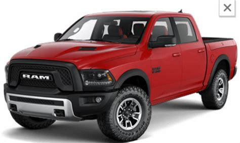 2016 Ram 1500 Rebel Specs And Images
