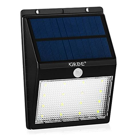 save 42 16led solar light outdoor waterproof motion