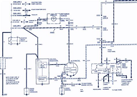 Ford Wiring Diagram Auto Diagrams